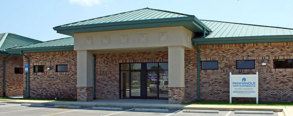 Panhandle Orthopaedics Crestview location