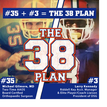 FPN Board Member Dr. Michael Gilmore is a former UF All-America saftey