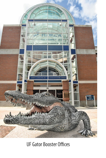 University of Florida Gator Boosters Offices