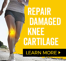 Repair Damaged Cartilage Using Your Own Cells