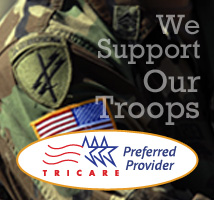 We Always Support Troops